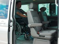 Koller Helps Wheelchair Users Adapt  VW Transporters for Staycations