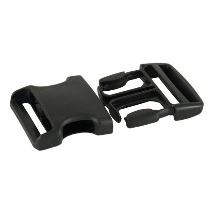 50mm Plastic Buckle (10pcs)